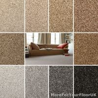 Supreme Saxony Heather Carpet, CHEAP 4m 5m Wide Action ...