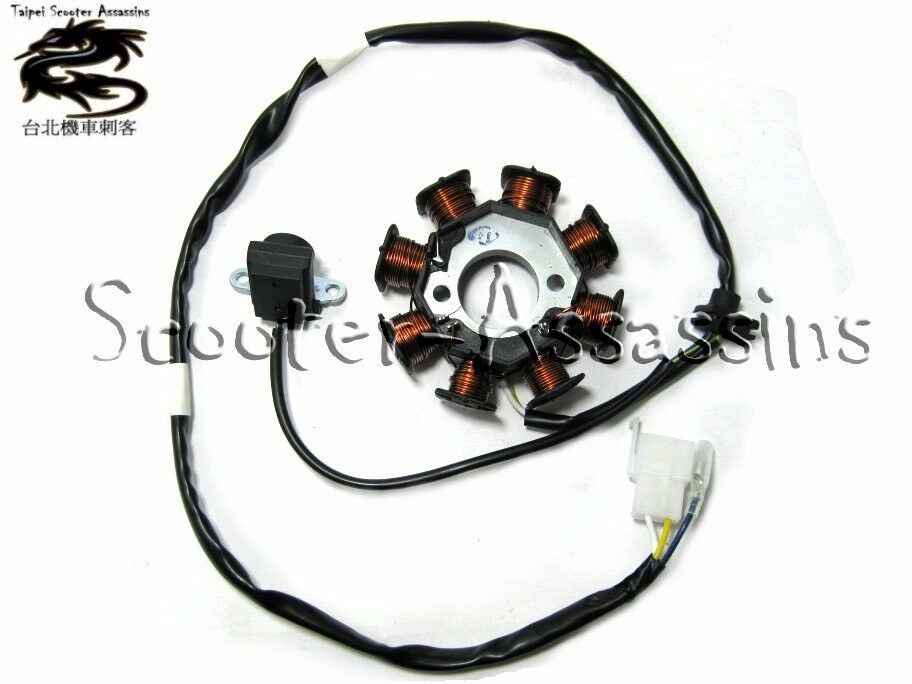 STATOR GENERATOR for KYMCO Movie 125 150 XL Euro 2 Vivio