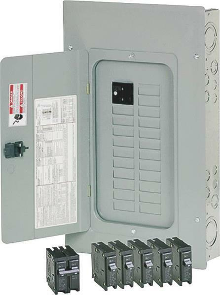 100 Amp Panel Fuse Box New Cutler Hammer Br2020b100v 100 Amp Main Breaker Value