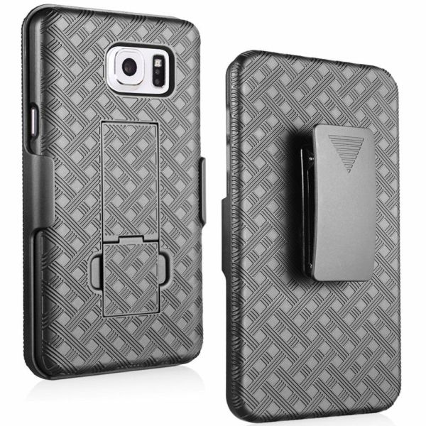 Samsung Note 5 Belt Clip Holster Combo Cell Phone Case