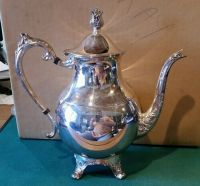 Amazing F.B ROGERS silver plated Coffee/ Tea set ( 4 ...
