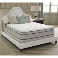Spring Air Premium Collection Antoinette Pillow Top King ...