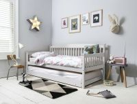 Day Bed Single Bed Isabella with Pull out Trundle in ...