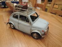 1960s ICONIC VINTAGE ITALIAN FIAT 500 WITH ROOF RACK ...