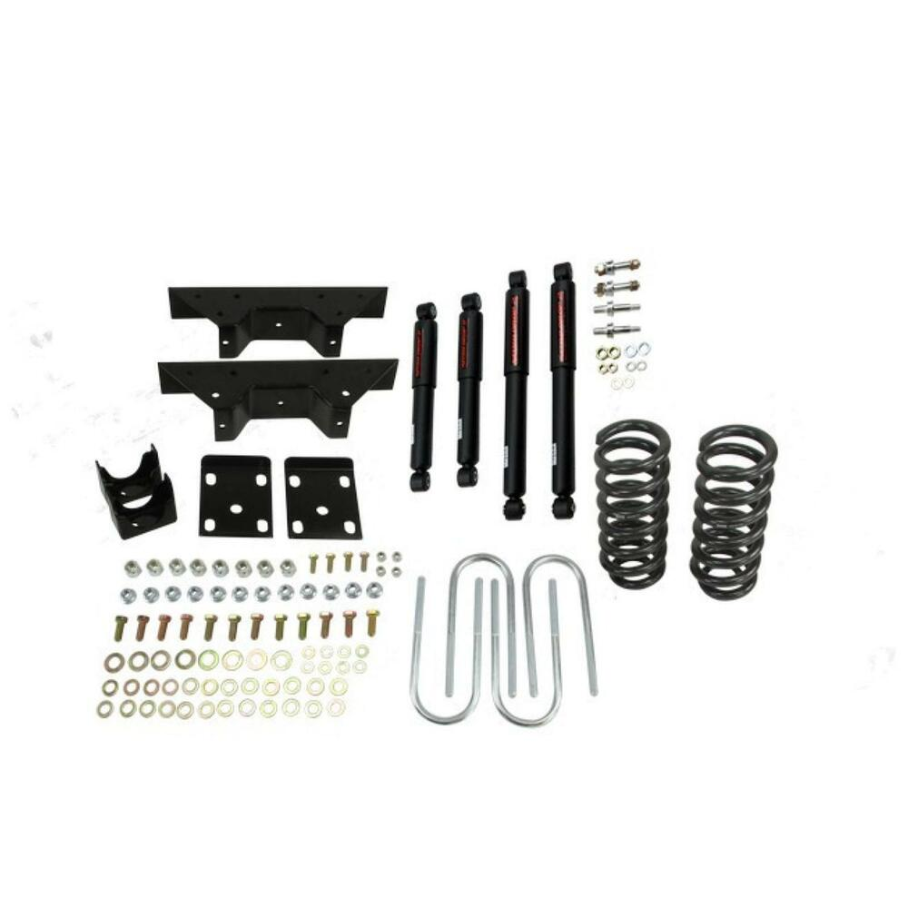 Belltech 705ND Stage 2 Lowering Kit with Shock Absorbers