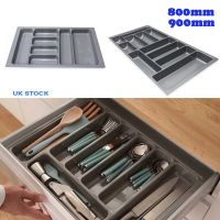 800MM 900MM Plastic Cutlery Trays Kitchen Drawers Blum ...