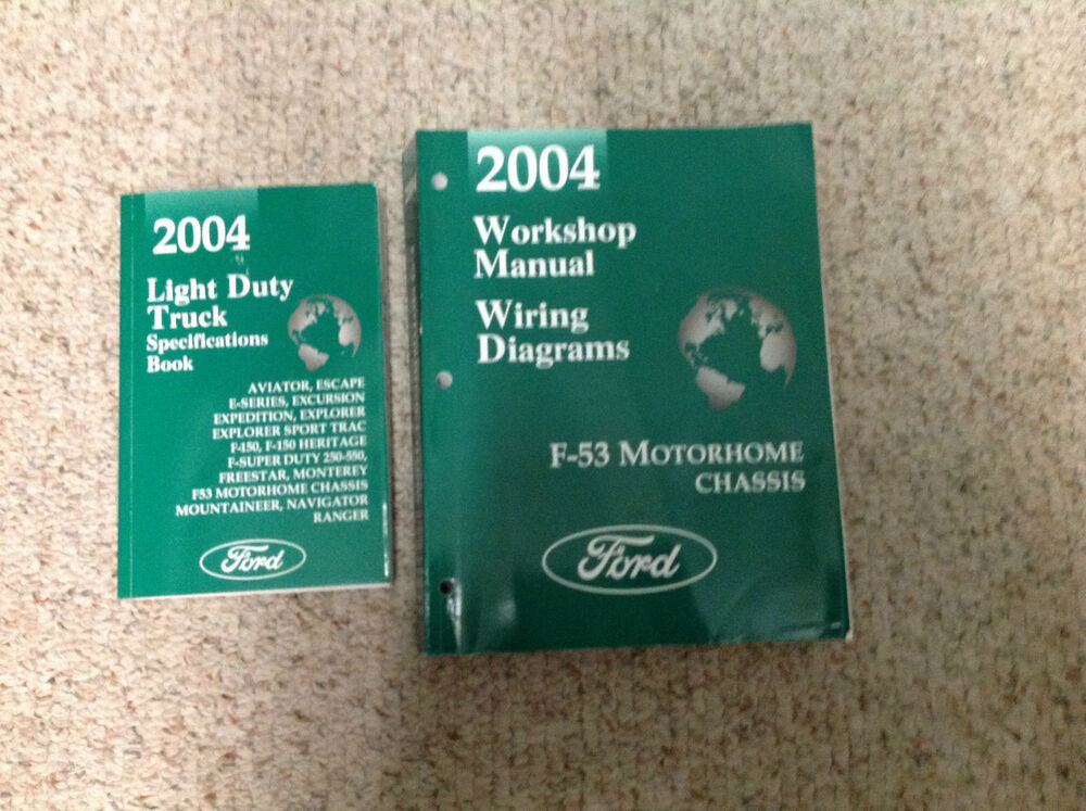 1997 Ford F53 Stripped Chassis Wiring Diagrams Online Repair Manuals