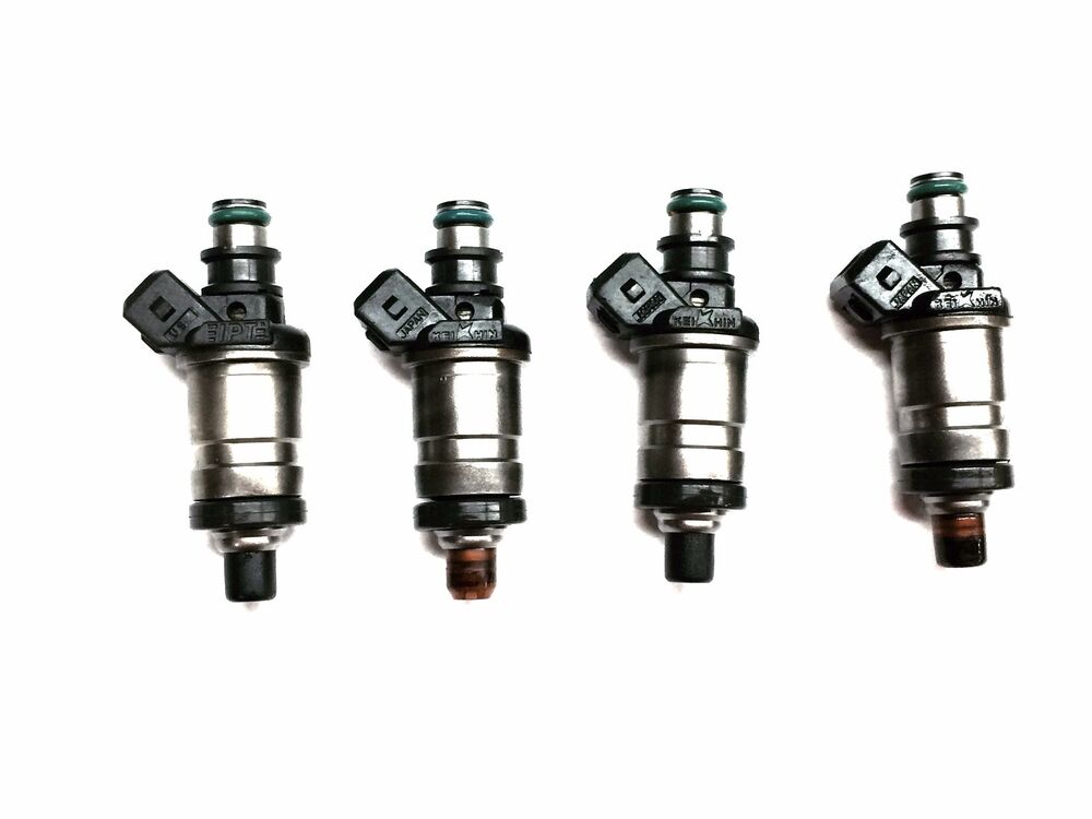 SET OF 4 KEIHIN-EIPTE FUEL INJECTOR 1988-1996 HONDA ACURA