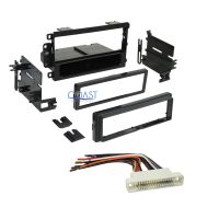 Car Stereo Dash Kit Wire Harness for 2000-2005 Buick ...