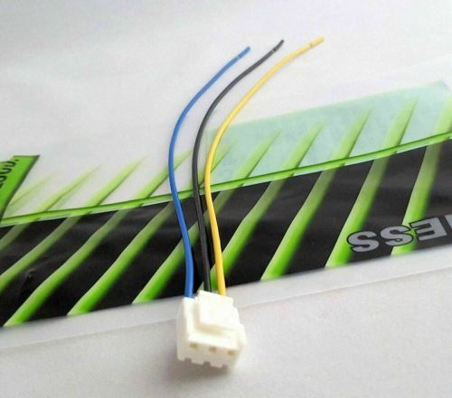 small resolution of kenwood eq power harness kgc 4300 kgc 9042 kgc 6042 equalizer 3 pin wire ebay