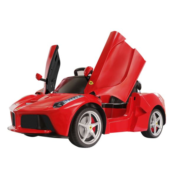12v Laferrari Electric Kids Ride Toy Car Battery Powered Remote Control Red