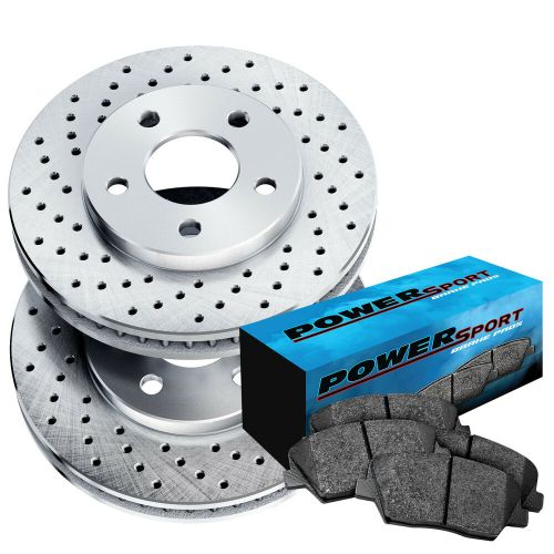 small resolution of details about fit toyota solara sienna camry front drilled brake rotors ceramic brake pads