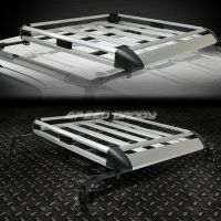 "50""X 31""ALUMINUM ROOF RACK CAR/SUV TOP CARGO LUGGAGE/BAG ..."