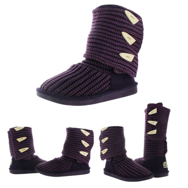 d4fafd64a15 Top 10 Best Bearpaw Sweater Boots Black In 2019 Reviews