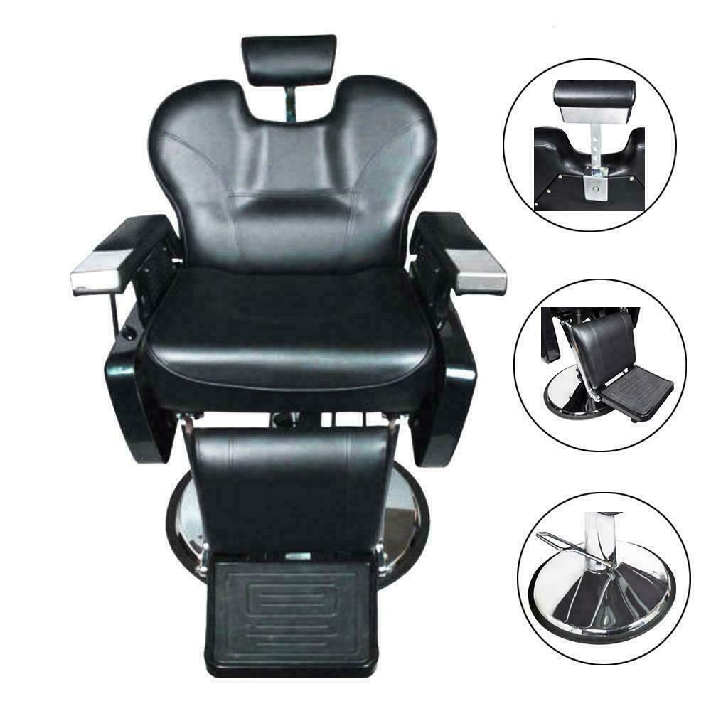 All Purpose Hydraulic Recline Barber Chairs Salon Beauty