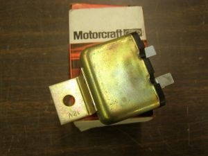 NOS OEM Ford 1964 12 Mustang Horn Relay Galaxie Falcon