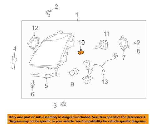 small resolution of details about cadillac gm oem 07 13 escalade ext bulbs 10351675