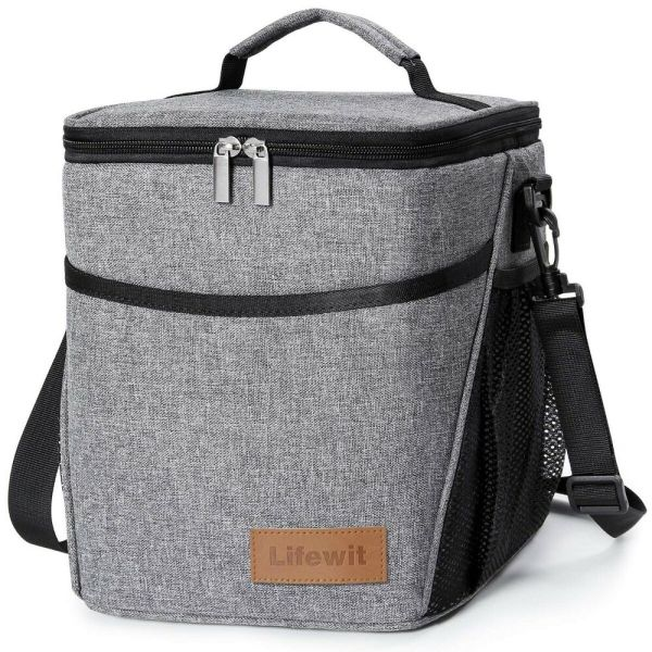 Lifewit Insulated Lunch Bag Waterproof Thermal Cooler