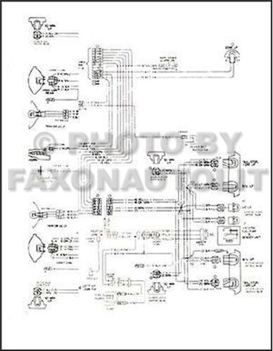 88 chevy suburban engine wiring