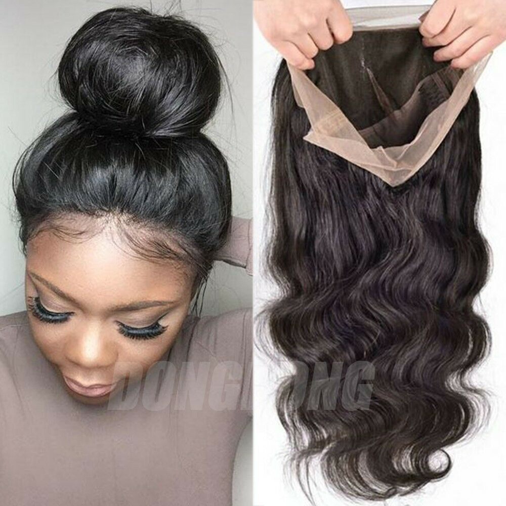 Peruvian Human Hair Wig Silk Top Base Full LaceLace Front