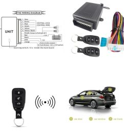 new remote control keyless entry system central door locking kit [ 1000 x 1000 Pixel ]
