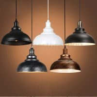 Vintage Ceiling Light Retro Pendant Lamp Industrial Loft ...