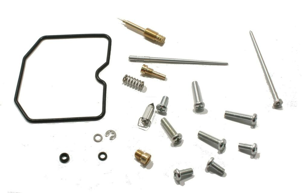 Kawasaki KLX300, 1997-2007, Carb / Carburetor Repair Kit