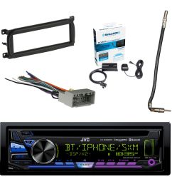 details about jvc stereo bluetooth w radio tuner dash kit antenna adapter wiring harness [ 1000 x 1000 Pixel ]