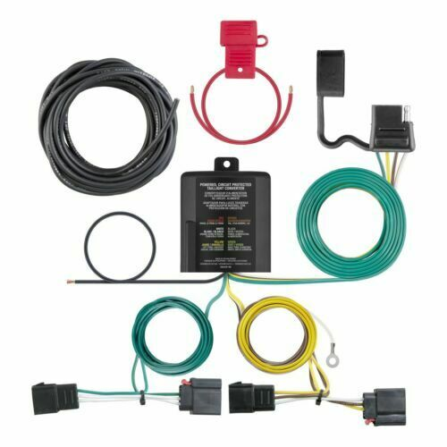 small resolution of curt t connector custom wiring harness 56333 for caliber journey patriot ebay