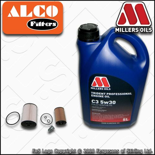 small resolution of details about service kit vw golf mk6 2 0 tdi cffa cffb cfgb alco oil fuel filter oil 09 12