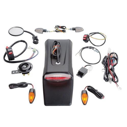 small resolution of details about tusk enduro dual sport lighting kit street legal wr250f wr450f yz450fx rmx450