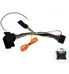 details about mercedes a b c r class clk gl ml canbus car stereo iso lead w 12v ignition feed [ 1000 x 1000 Pixel ]