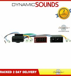details about sony 16 pin iso car stereo replacement radio wiring harness lead ct21so01 [ 1000 x 1000 Pixel ]