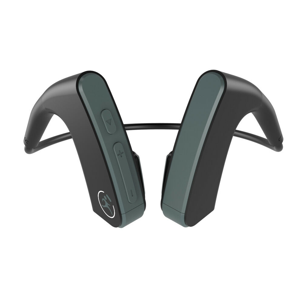 hight resolution of details about wireless ear free bluetooth bone conduction headphones stereo headset earphones