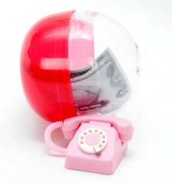 details about j dream miniature barbie dollhouse rotary corded phone 1 random gashapon toy [ 1000 x 1000 Pixel ]