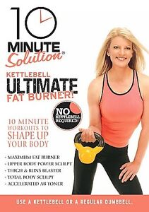10 Minute Solution - Kettle Bell Fat Bur...