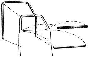 1947 1948 1949 1950 Chevrolet Amp GMC Truck Door Deluxe