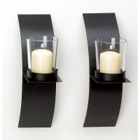 Modern Art Candle Sconces Interior Wall Hanging Lamp Light ...