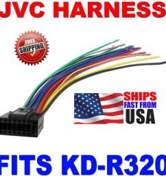jvc kd r300 wiring harness adapter everything wiring diagram [ 1000 x 1000 Pixel ]
