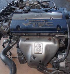 97 01 honda accord prelude sir 2 0l dohc vtec engine jdm f20b sir h22a [ 1200 x 900 Pixel ]