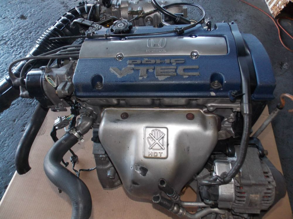 medium resolution of 97 01 honda accord prelude sir 2 0l dohc vtec engine jdm f20b sir h22a