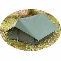 Army Ridge Tent Two Man - French Military F1 2 Person ...