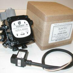 Beckett Oil 2010 Dodge Journey Starter Wiring Diagram A2ea 6520 Clean Cut Burner Pump With 4 Second