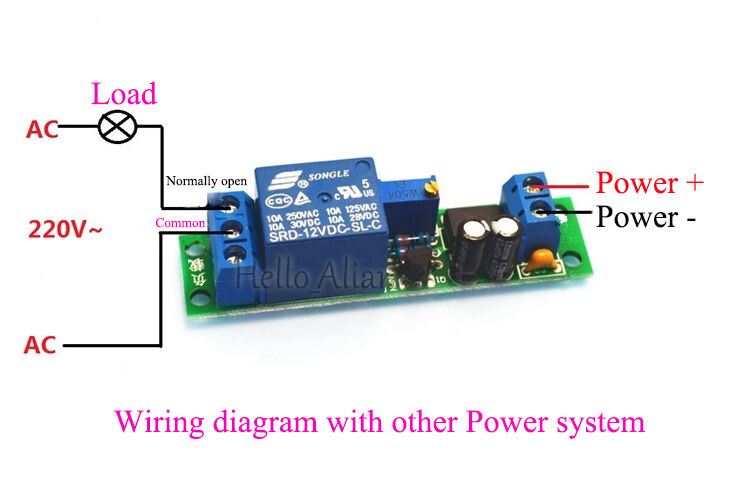 Besides Time Delay Relay Circuit On On Delay Timer Wiring Diagram