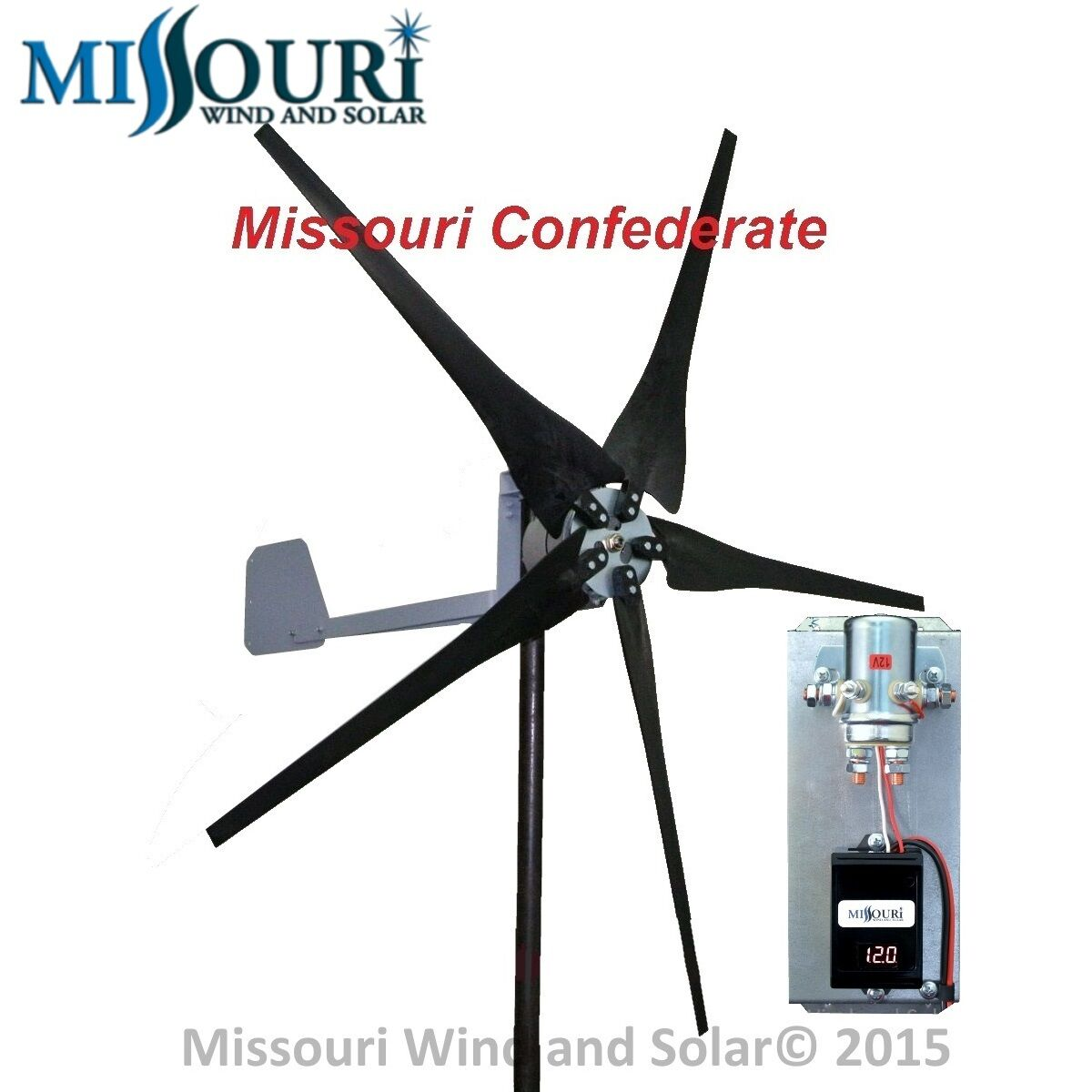From Turbine Or Solar Panel To House Wiring Missouri Wind And Solar