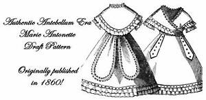 ANTEBELLUM CLOTHING PATTERNS « FREE Knitting PATTERNS