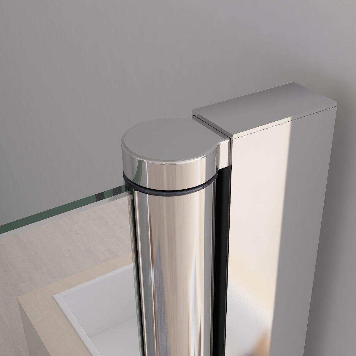 Dusche Freistehende Glaswand ~ Wohndesign Und Möbel Ideen