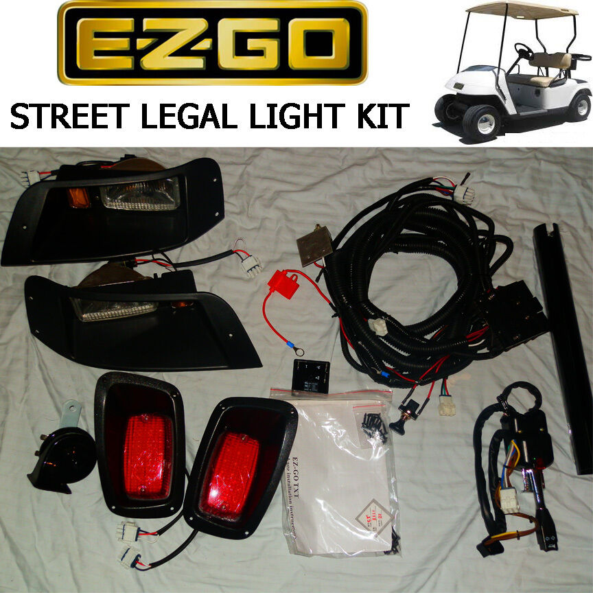Signal Light Wiring Diagram Ezgo Txt