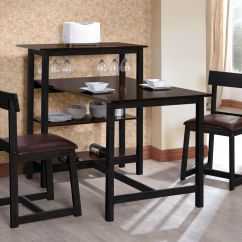 Small Kitchen Chairs European Touch Pedicure Parts Dining Room With Casters  Chair Pads