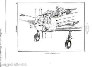 FAIRCHILD PT-19 23 26 AIRCRAFT PARTS MANUAL USAAF RAF RCAF